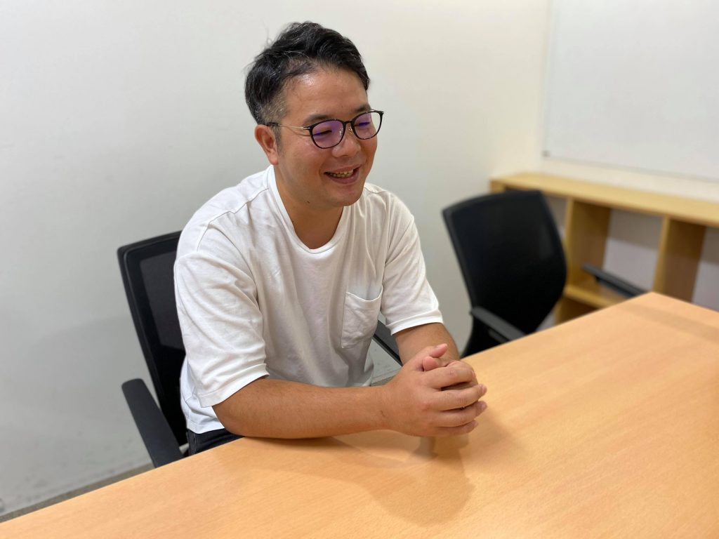 株式会社ライトアップ執行役員 杉山宏樹